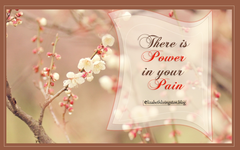 power in the pain