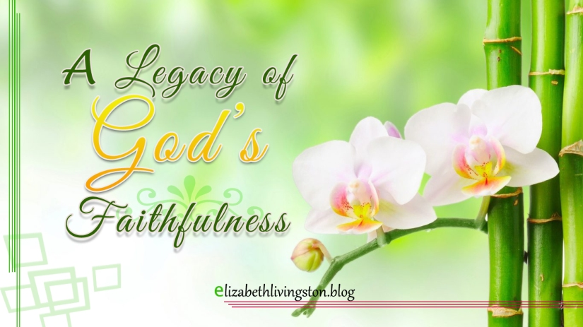 god's faithfullness
