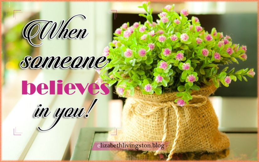 sonu blog someone believes in you